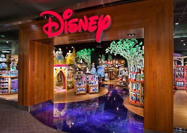 Disney Store in San Jose, CA | Toy Store