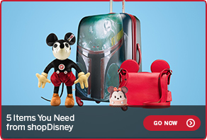 5 Items You Need from shopDisneyGO NOW