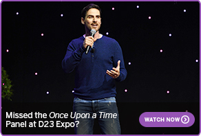 Missed the Once Upon a Time Panel at D23 Expo? WATCH NOW