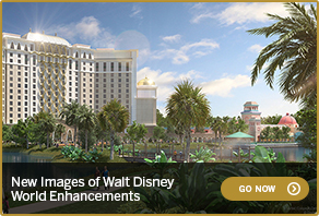 New Images of Walt Disney World Enhancements GO NOW