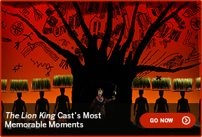 The Lion King Cast's Most Memorable Moments GO NOW