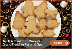 Try This Treat from Disney's Grand Floridian Resort & Spa GO NOW