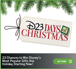23 Chances to Win Disney's Most Popular Gifts this Holiday, Starting Now! GO NOW