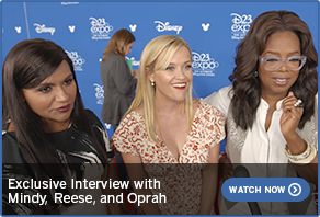 Exclusive Interview with Mindy, Reese, and OprahWATCH NOW