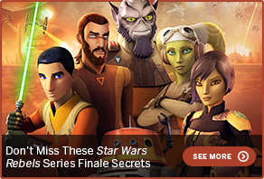 Don't Miss These Star Wars Rebels Series Finale Secrets SEE MORE