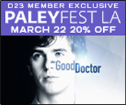 PaleyFest: The Good Doctor