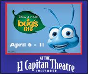 El Capitan: Bugs Life