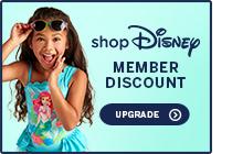 shopDisney Member Discount