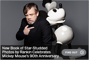 New Book of Star-Studded Photos by Rankin Celebrates Mickey Mouse's 90th AnniversaryFIND OUT