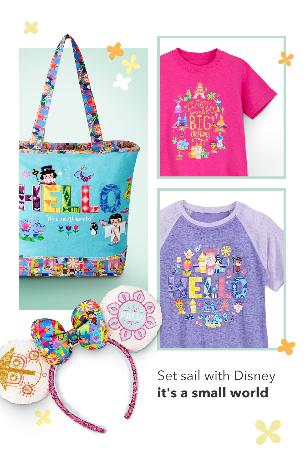 Small World   Shop Now