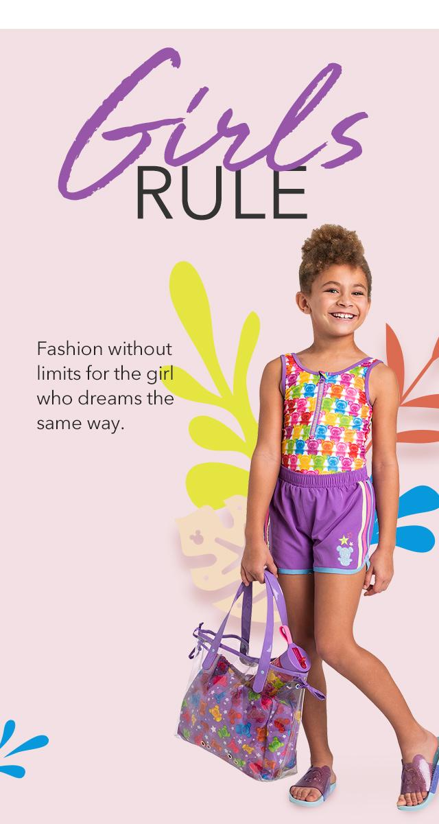 Girls Rule | Shop Now